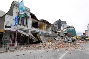 6.3 Magnitude Earthquake Rocks Christchurch