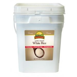 40002 Long Grain White Rice Pail-500x500